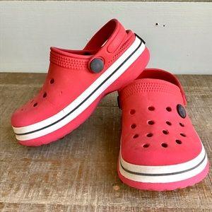 Toddler CROC-like Sandals 8